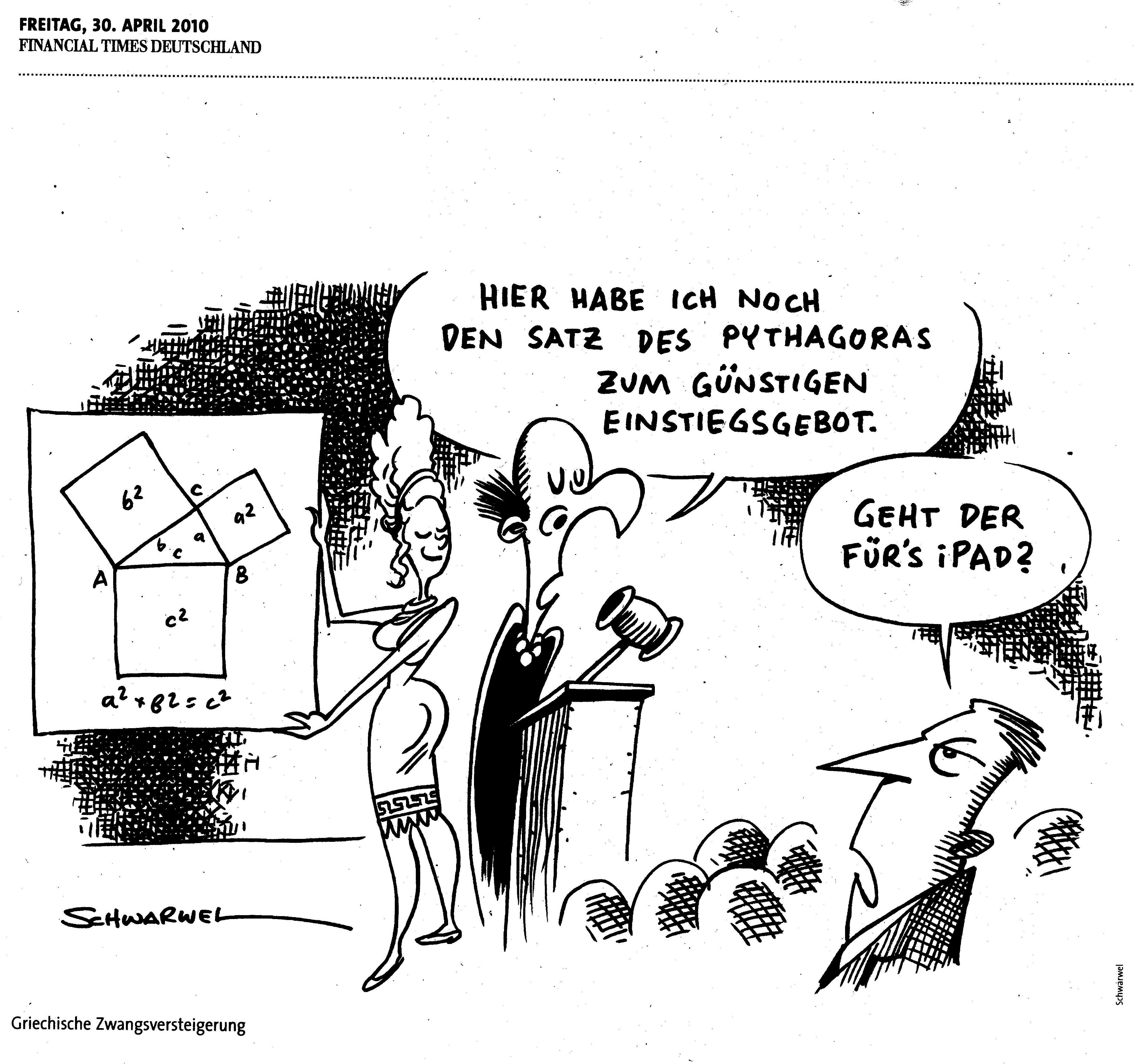 Versteigerung Pythagoras