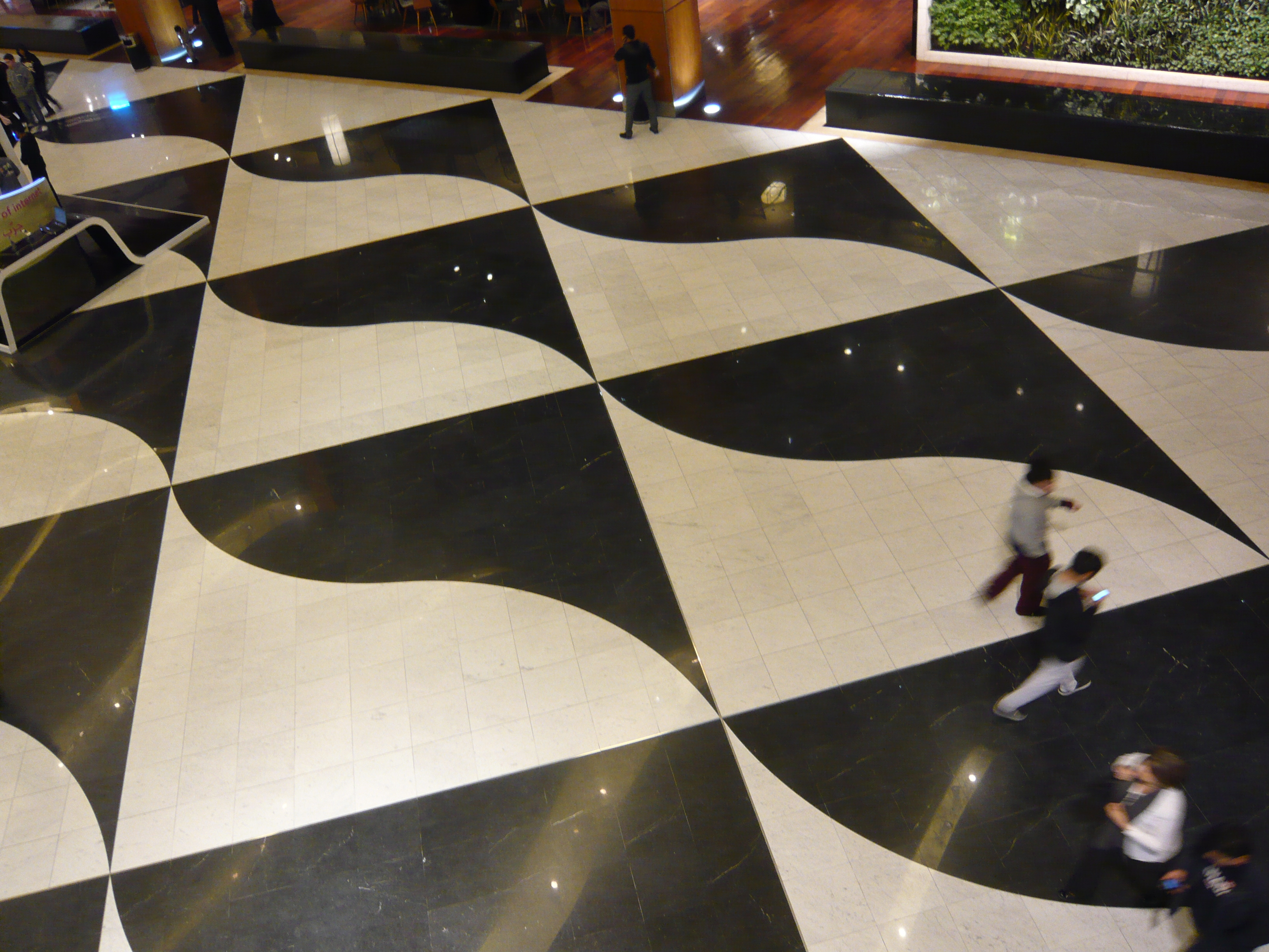 Main Atrium, 360Mall, Safat, Kuwait