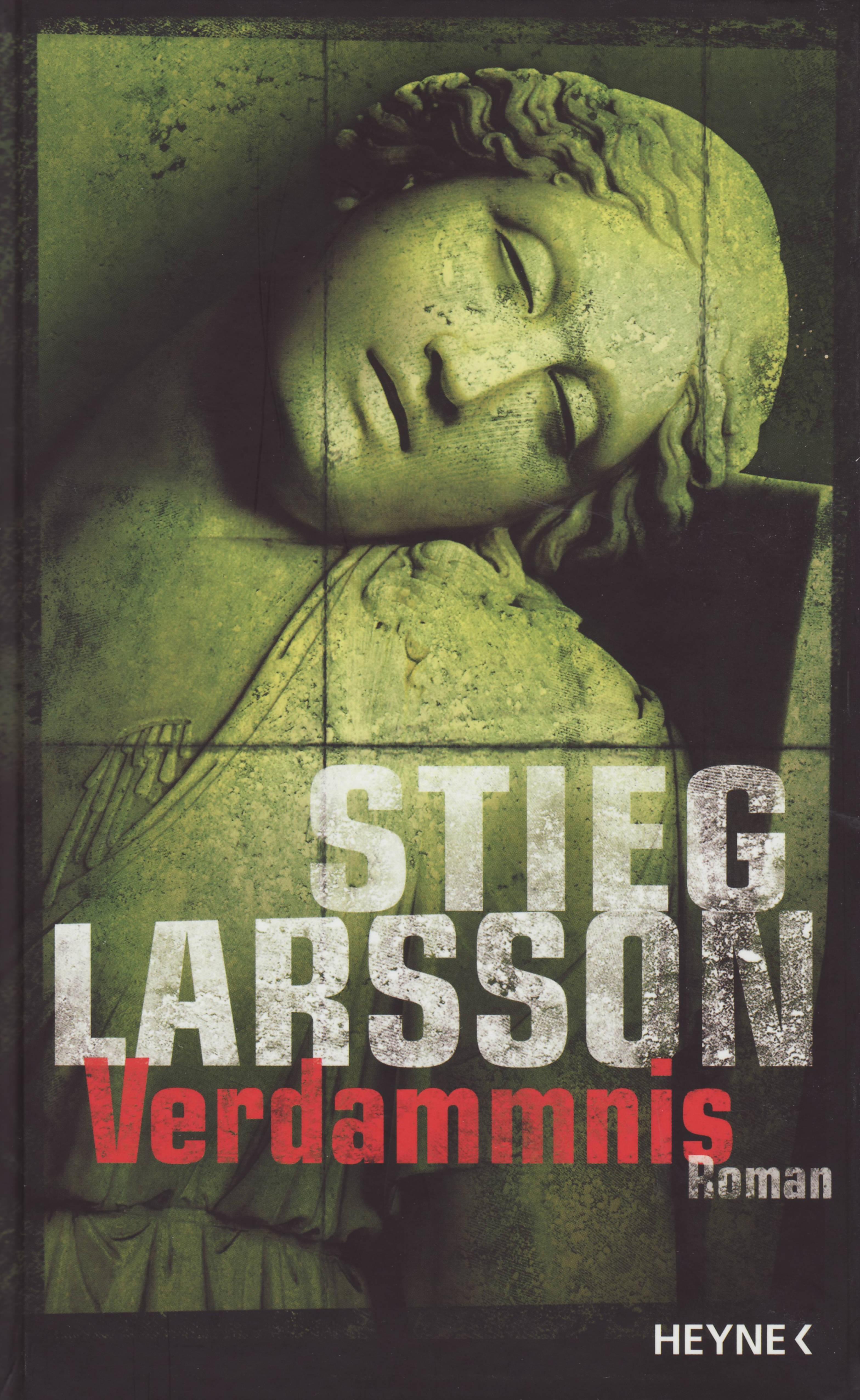 Cover von Stieg Larsson: Verdamnis